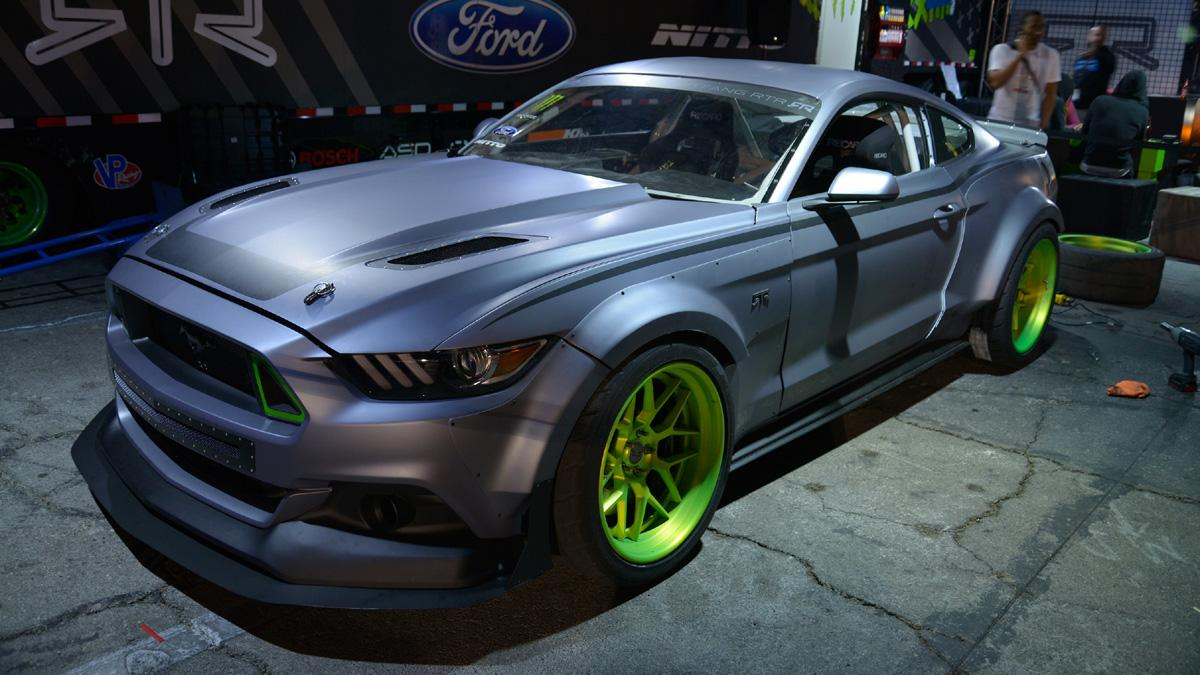 coches para tunear Ford Mustang