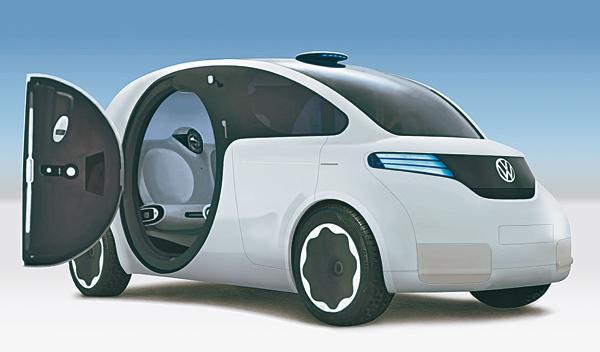Apple iGo: coches eléctricos que se manejan desde la 'Nube'