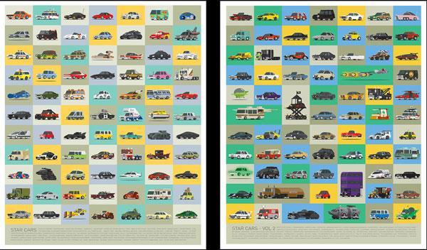 ¿En qué películas salieron estos coches?