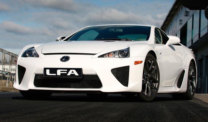 No habrá sucesor para el Lexus LFA