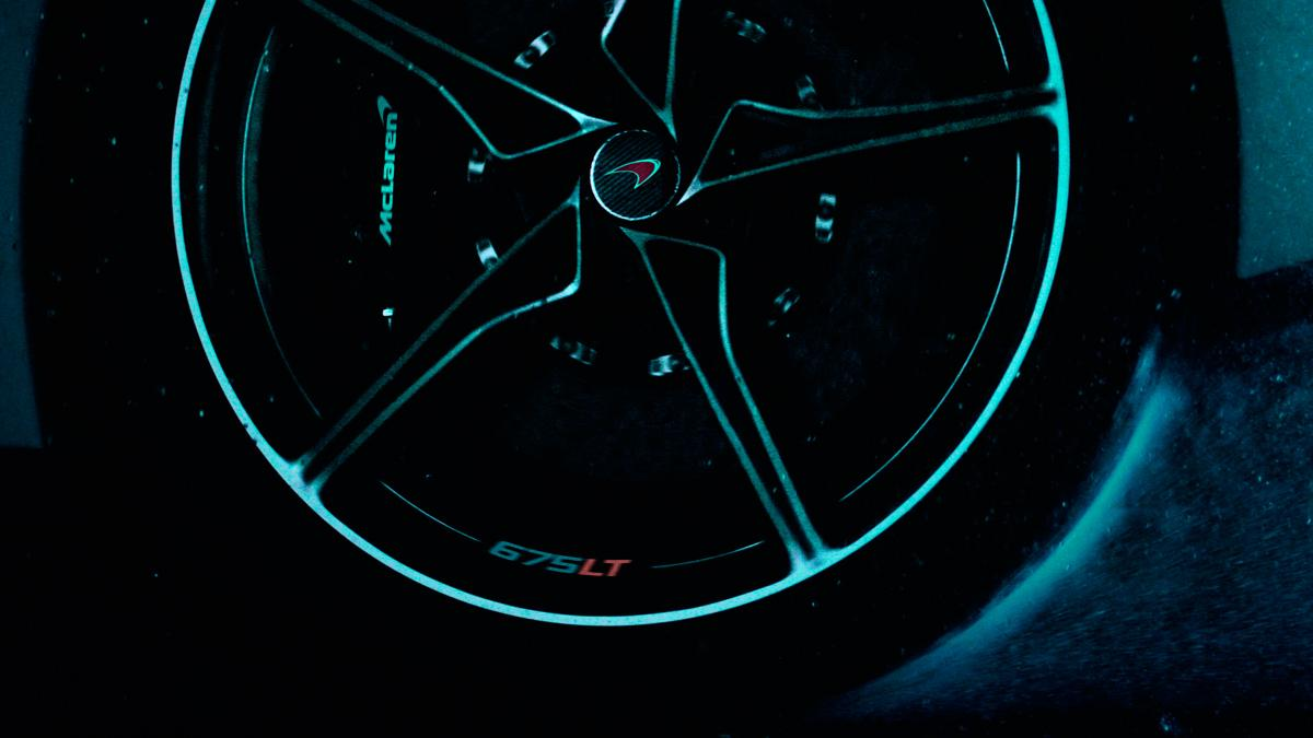 Nuevo McLaren 675LT 2015