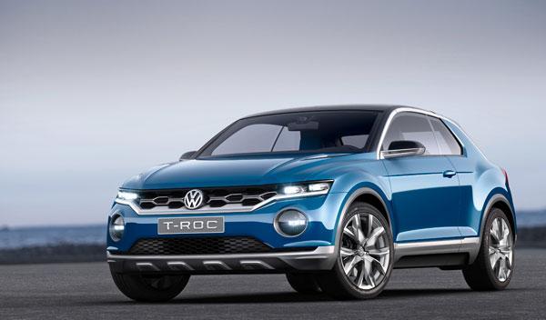 El Volkswagen Polo podría crecer hasta convertirse en SUV