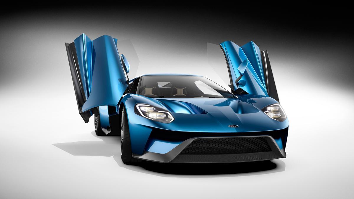El Ford GT: pensado para mantenerse alejado de los fisgones