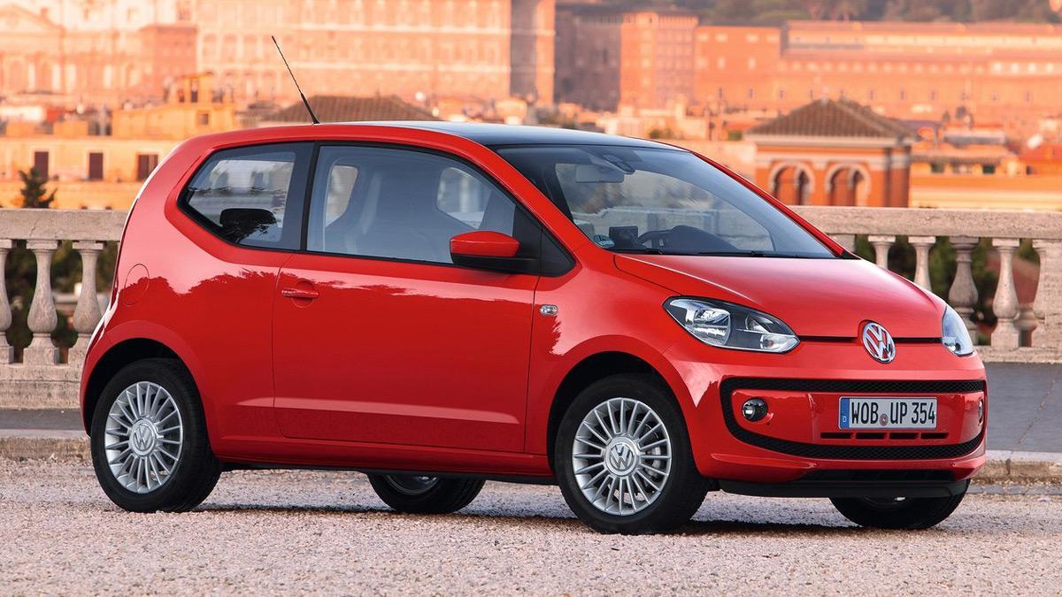 coches más ahorradores Volkswagen up!