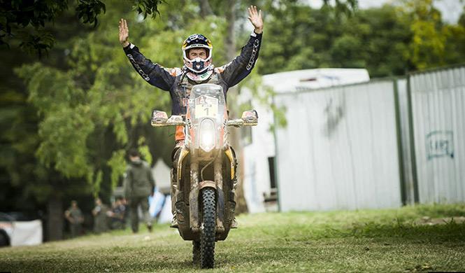 Marc Coma se decide: volverá a correr el Dakar en moto