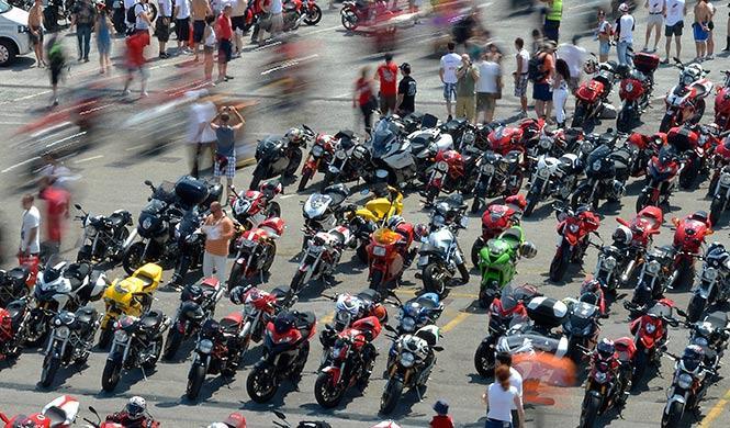 Las ventas de motos usadas también crecieron en 2014