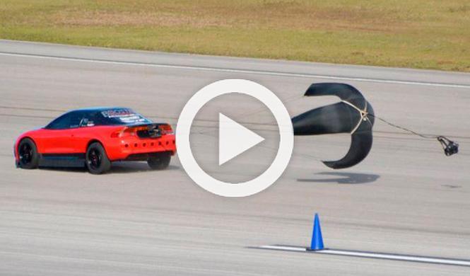 Vídeo: Red Demon cuatro cilindros más rápido de la historia