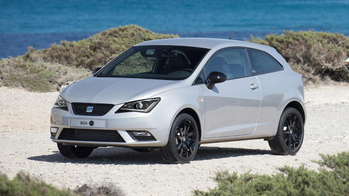 coches para universitarios SEAT Ibiza