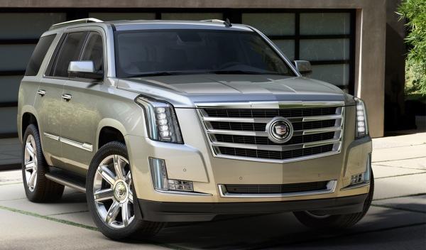 Cadillac Escalade 2015: O cómo salvar y arruinar la empresa