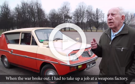 Construye su propio coche inspirado en la era soviética