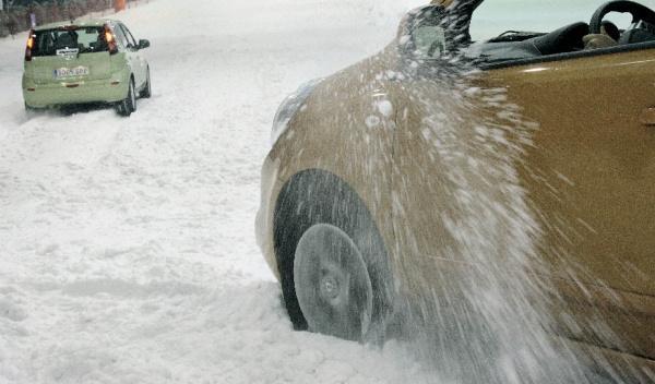 El uso de cadenas de nieve en cinco claves