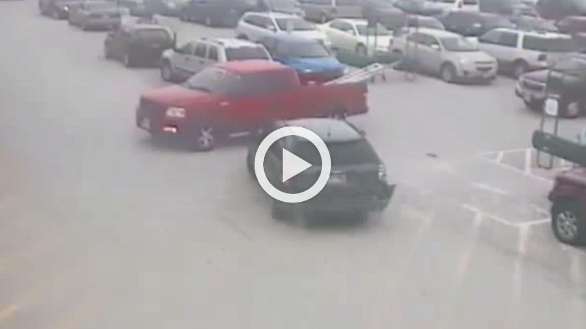 Vídeo: ¡el peor conductor de Estados Unidos!