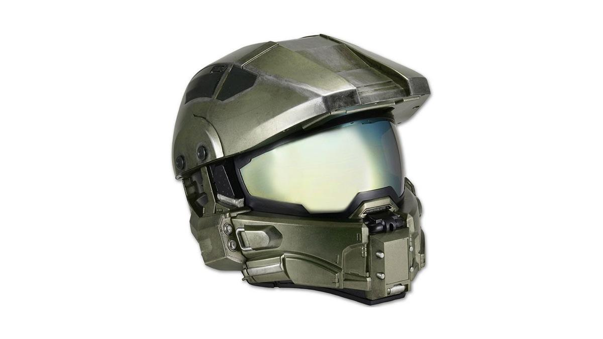 El casco de Halo, disponible en julio