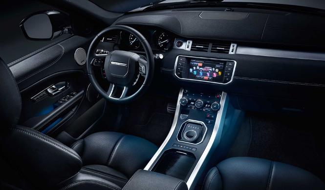 Llega el Range Rover Evoque más tecnológico de la historia