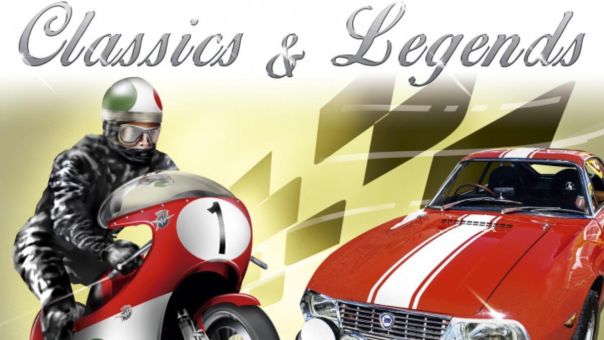 Classics and Legends 2015 llega al circuito Ricardo Tormo