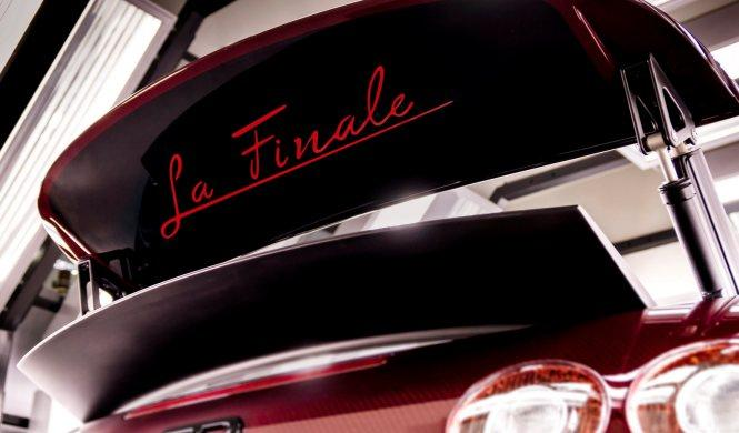 Vendido el último El Bugatti Veyron