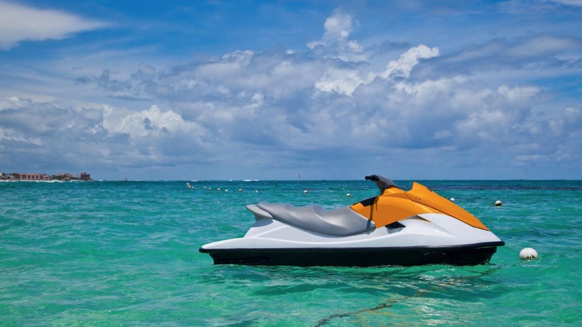 Las motos de agua, ¿fuera de las zonas de costa protegida?