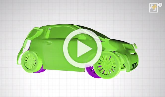 Un 'directivo' de Apple parodia en vídeo el iCar