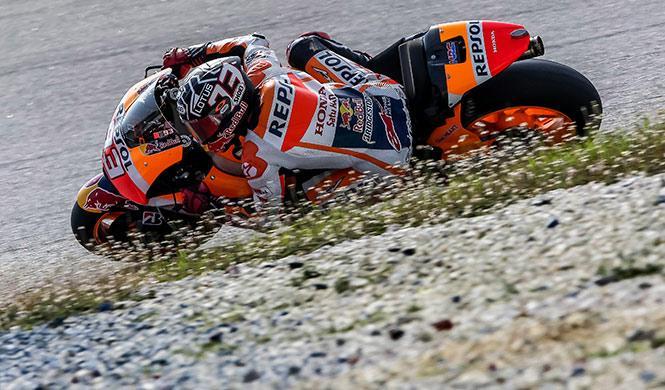 Marc Márquez, el rey en los test de Sepang de MotoGP