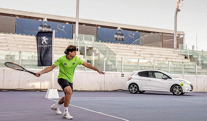 Participa en el Peugeot Tennis Tour y vete al Roland Garros
