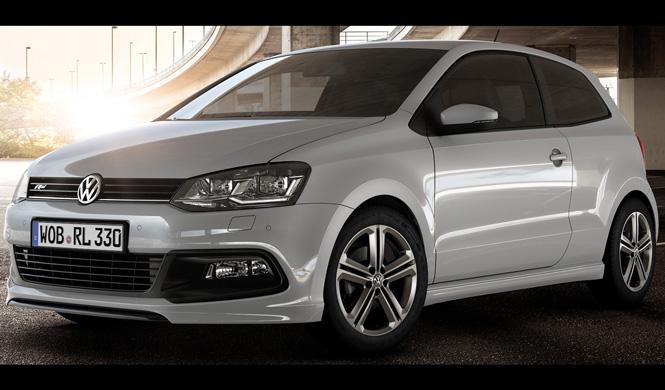 Volkswagen Polo 2014 R-Line: deportividad al cuadrado