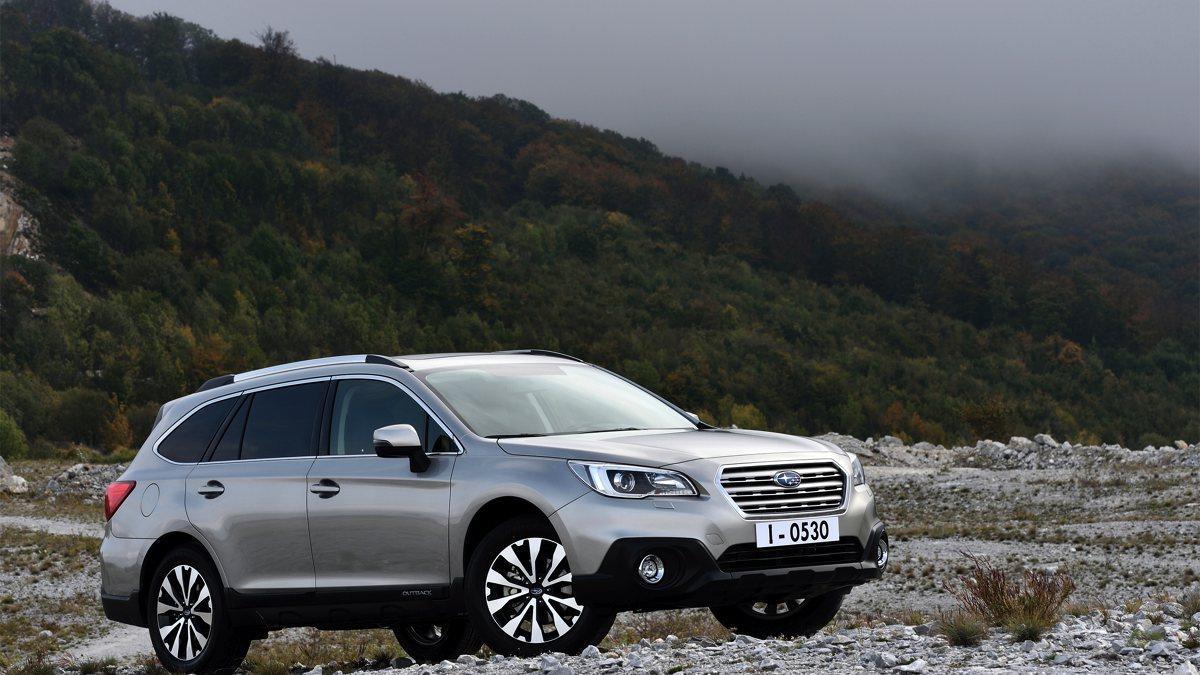 Subaru Outback 2015 4x4