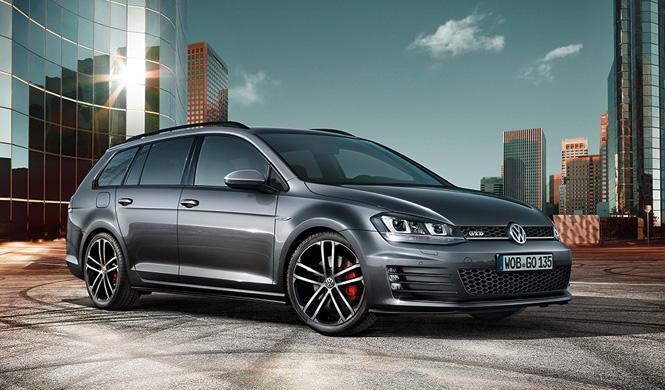 Familiar, deportivo y ahorrador: Nuevo VW Golf Variant GTD