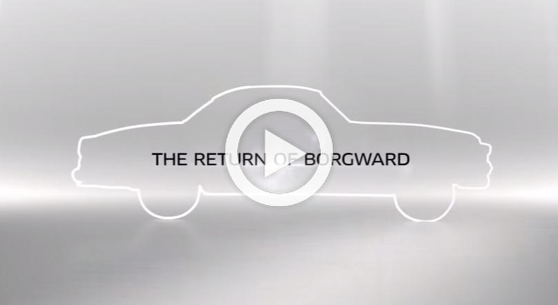 Borgward resucitará en el Salón de Ginebra 2015