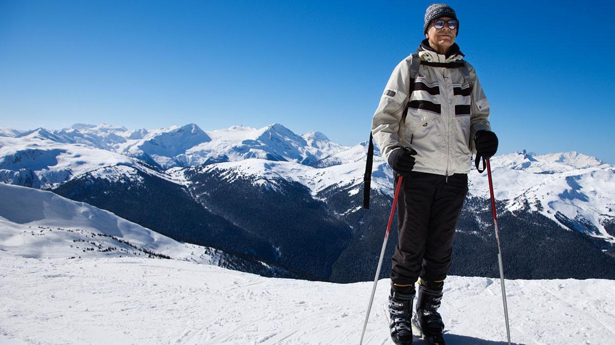 Esquiar bien equipado
