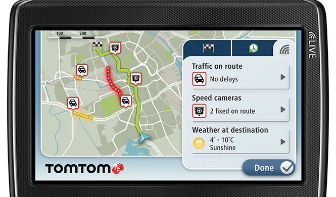 Hyundai apuesta por TomTom Live