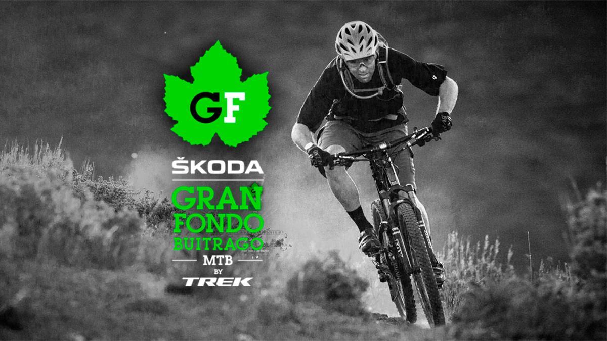 Competición Skoda Gran Fondo Buitrago - cartel