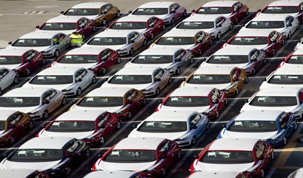 España, noveno país fabricante de automóviles