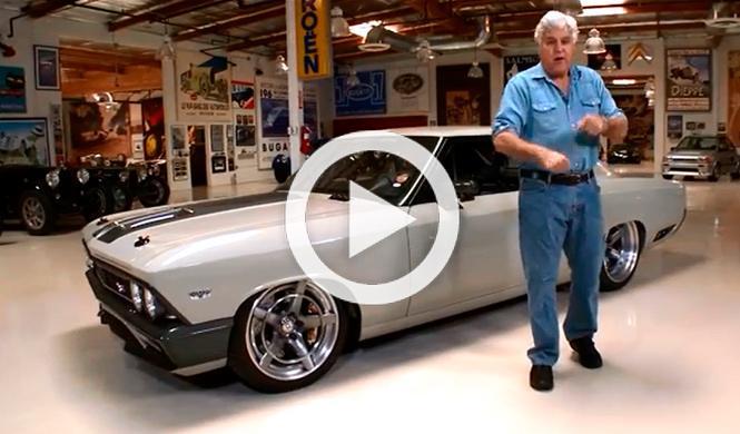 Vídeo:Jay Leno prueba el Chevrolet Chevelle de Ringbrothers