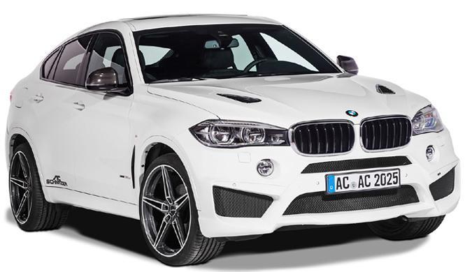 AC Schnitzer BMW X6, supervitaminado hasta dar 525 CV