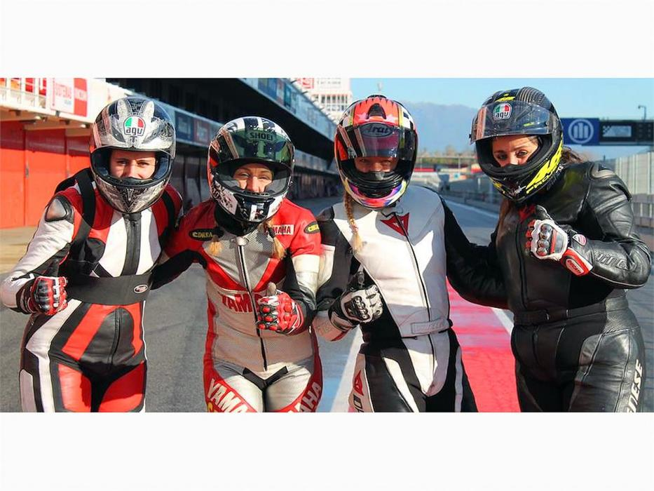 Un equipo de mujeres, en las 24 Horas de Montmeló 2015