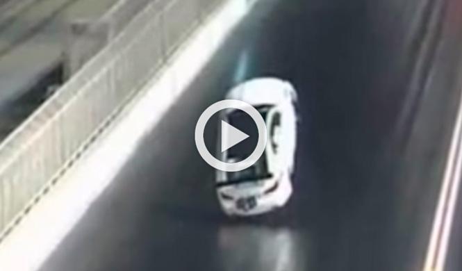 Vídeo: un Lexus IS F despega en una carrera de drag