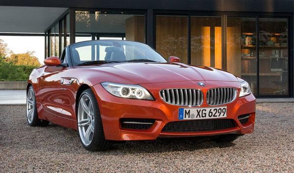 El futuro BMW Z4 será una realidad antes de 2020