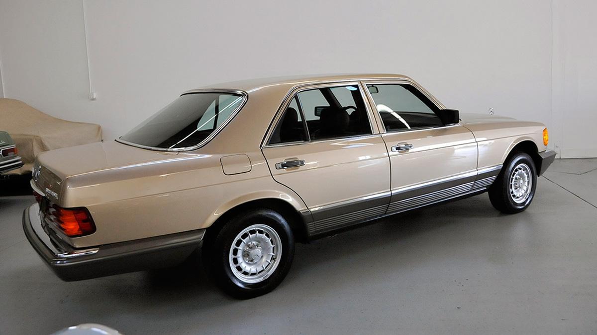 Mercedes 300SD 1982