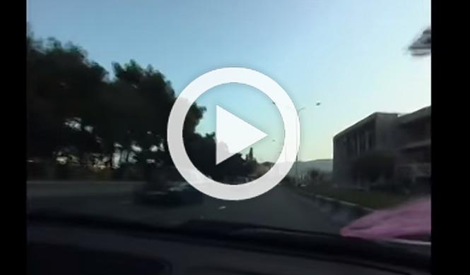 Las cinco mayores locuras grabadas al volante
