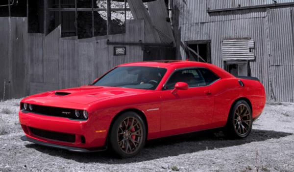 Demanda sin precedentes del Dodge Challenger SRT Hellcat