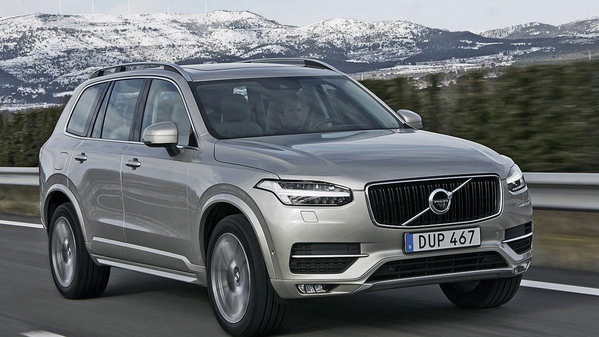 Volvo fabricará coches en sólo 20 meses