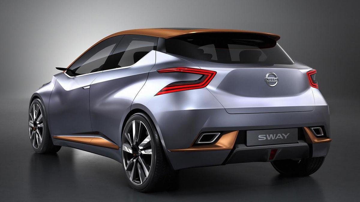 Nissan Sway Concept zaga