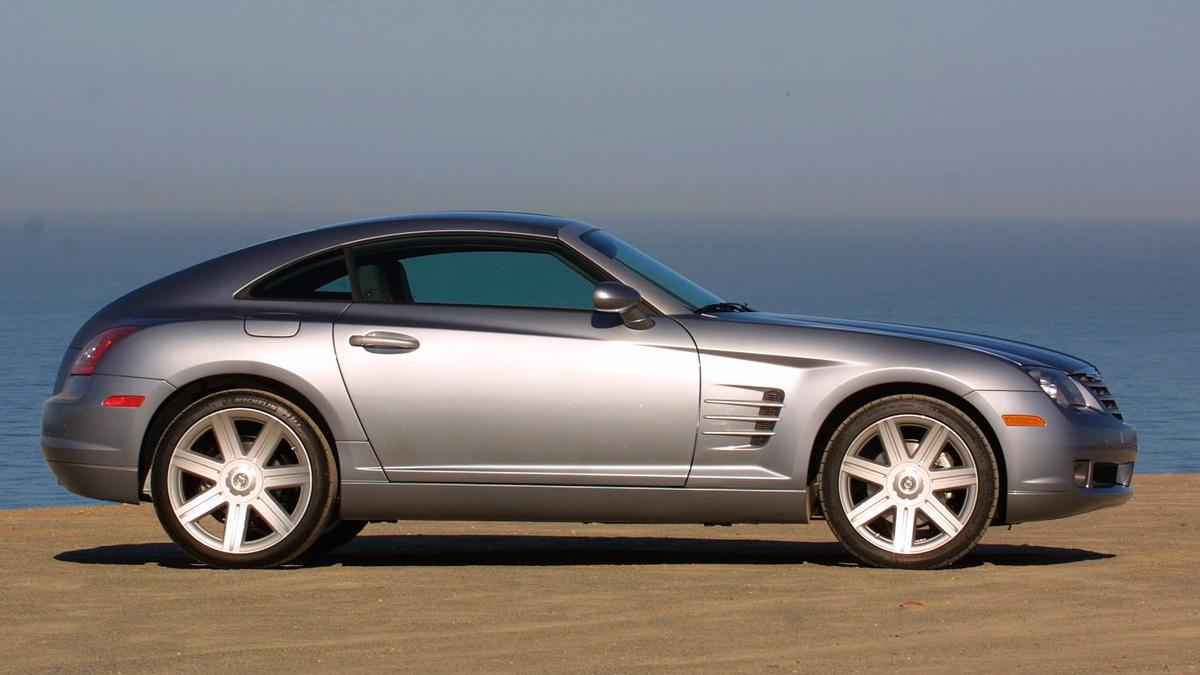 Chrysler Crossfire lateral