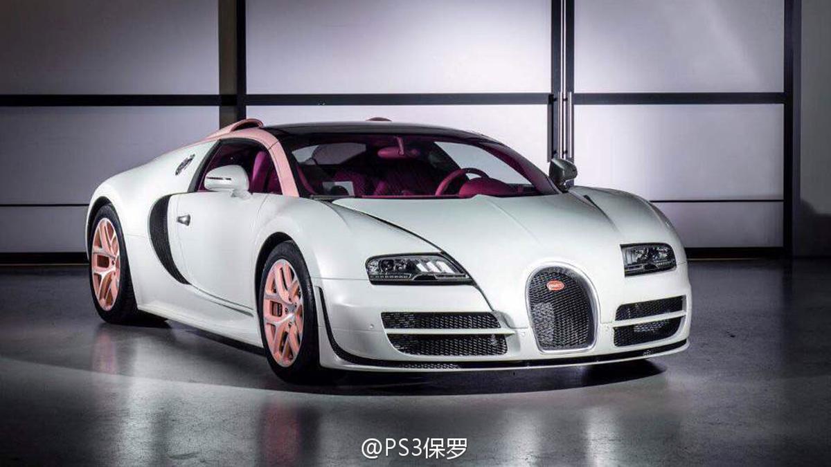 Bugatti-Veyron-Crystal-Edition