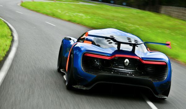 El Renault Alpine podría tener SUV e híbridos