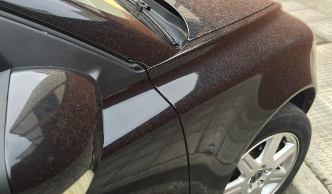 ¿Lluvia de barro? Diez consejos para limpiar tu coche