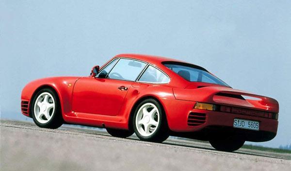 Dolor para los ojos: vuelca un Porsche 959 en Ginebra