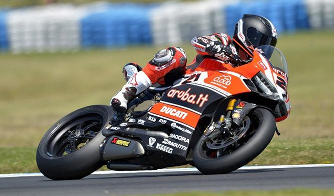 Troy Bayliss se retira de Superbike