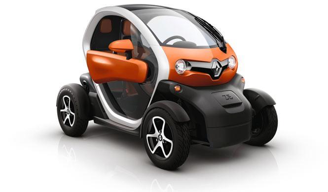 Un Renault Twizy que puedes conducir con 14 años