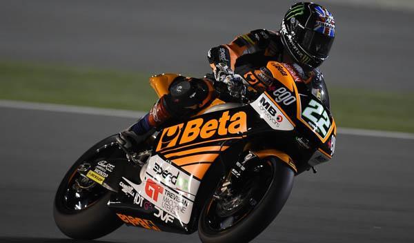 Libres 2 Moto2 GP de Qatar 2015: Lowes asusta